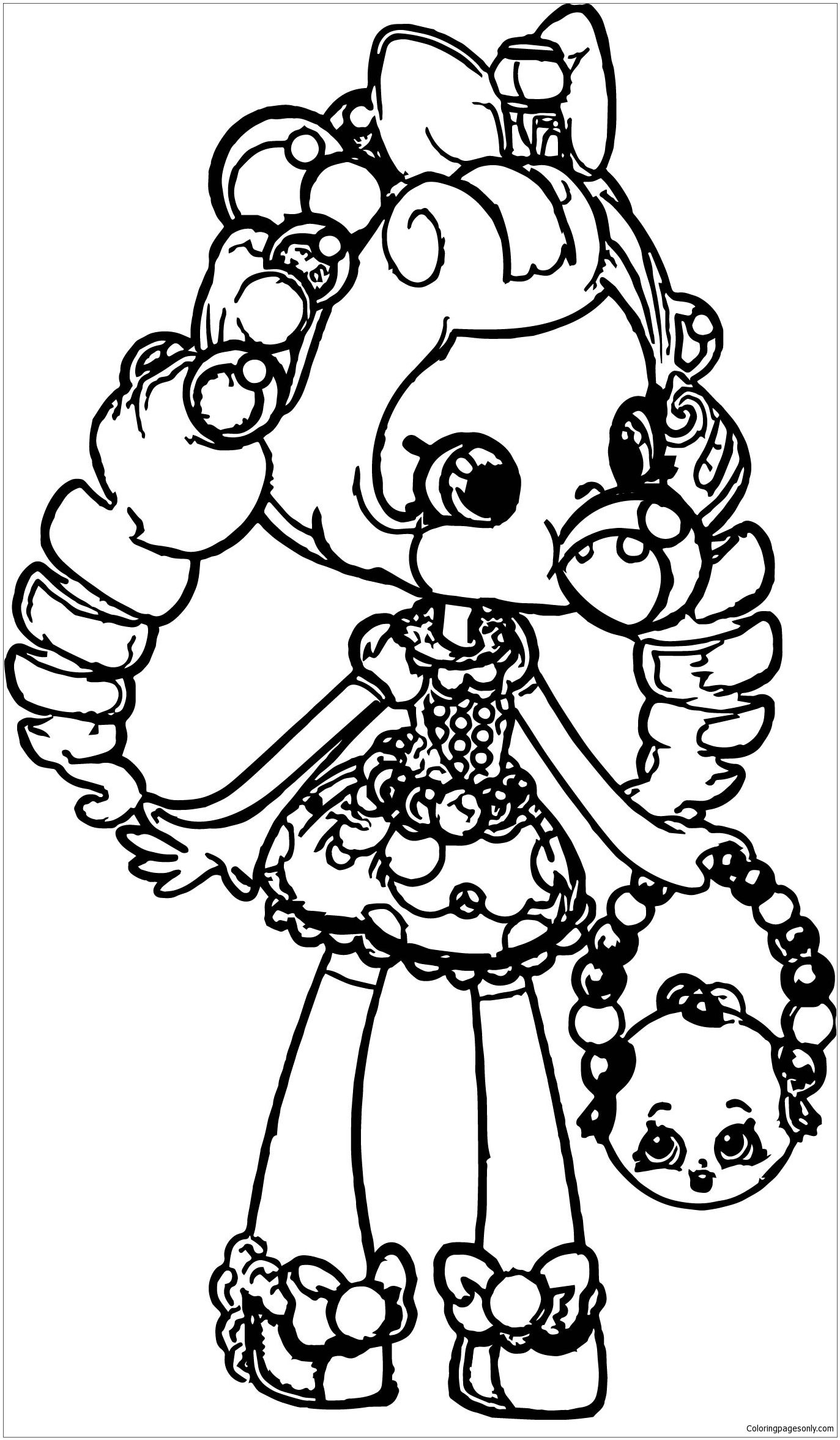 girls coloring 8 anime girl coloring pages pdf jpg ai illustrator girls coloring