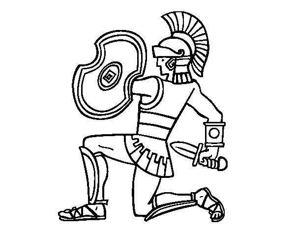 gladiator pictures to colour in ancient rome colouring pages ancient roman soldiers to pictures gladiator colour in