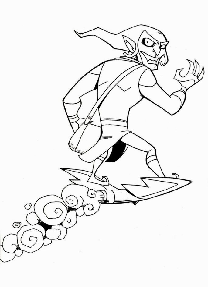 goblin pictures to color the hobbit goblin coloring pages pictures goblin to color