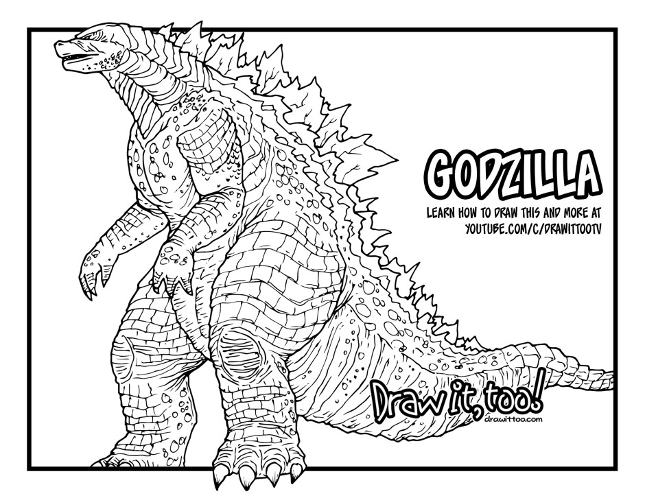 godzilla coloring picture gigan coloring pages at getdrawings free download godzilla coloring picture