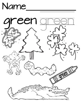 green coloring pages green is my favorite color coloring page twisty noodle green pages coloring
