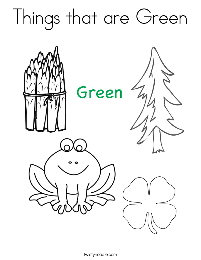 green coloring pages the color green coloring pages coloring home coloring pages green