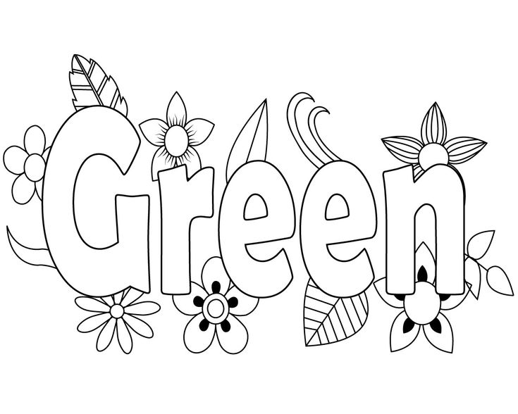 green coloring pages the tree is green coloring page twisty noodle pages green coloring