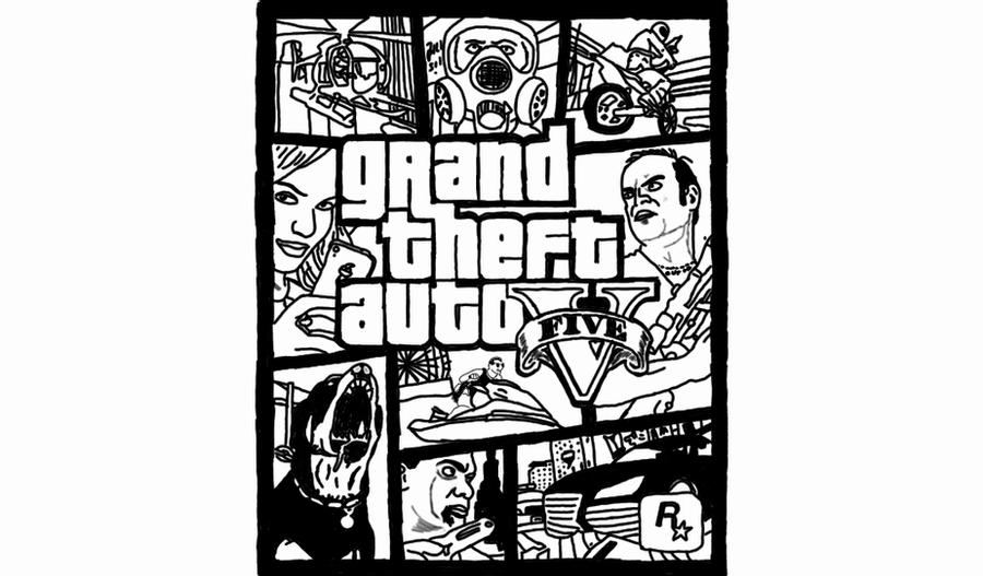 gta 5 coloring pages grand theft auto v coloring pages grand theft auto gta pages 5 coloring
