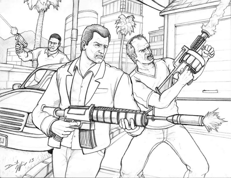 gta 5 coloring pages gta 5 theme coloring pages coloring pages pages coloring 5 gta