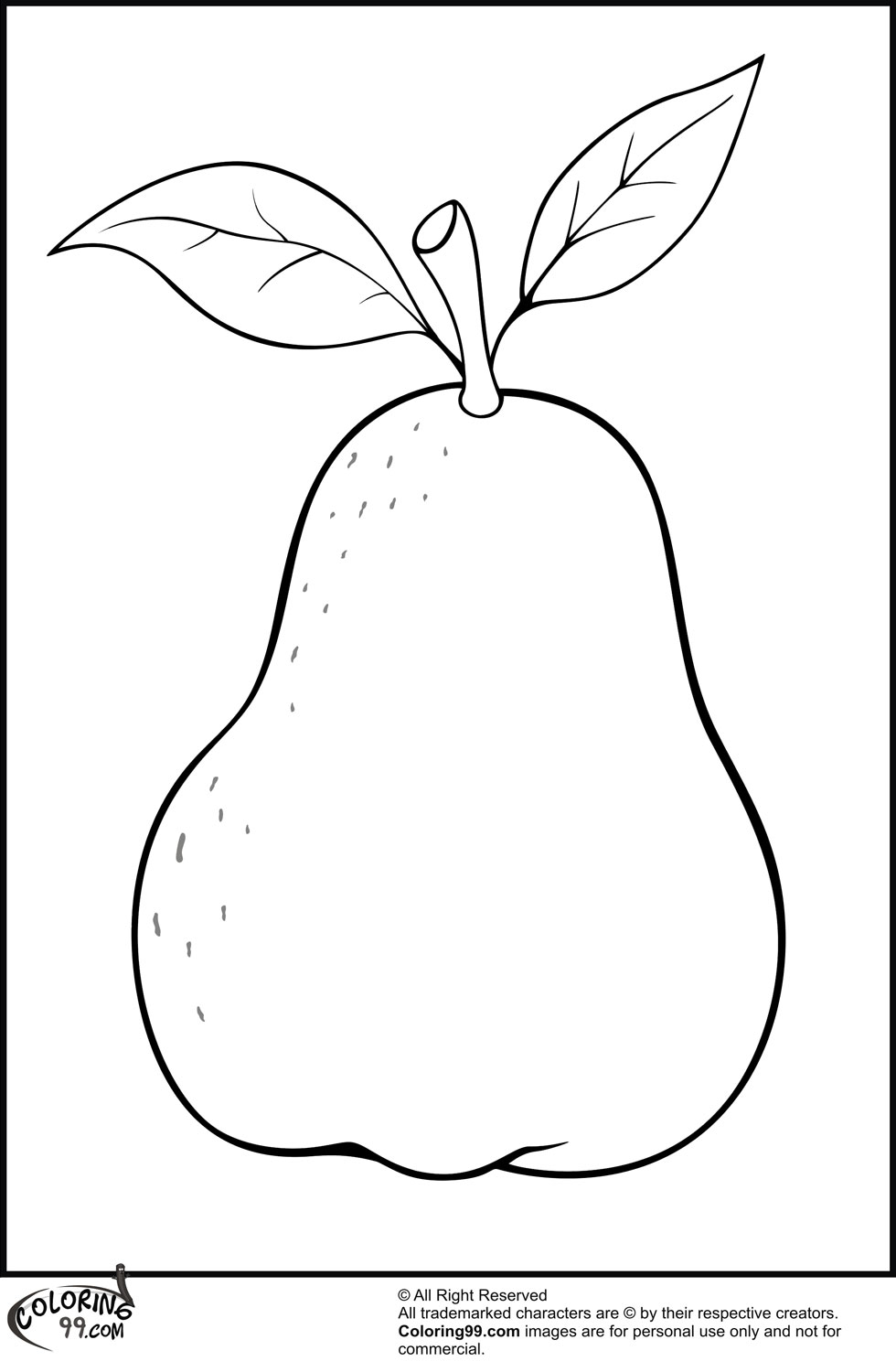 guava coloring pages guava coloring pages guava coloring pages 1 1
