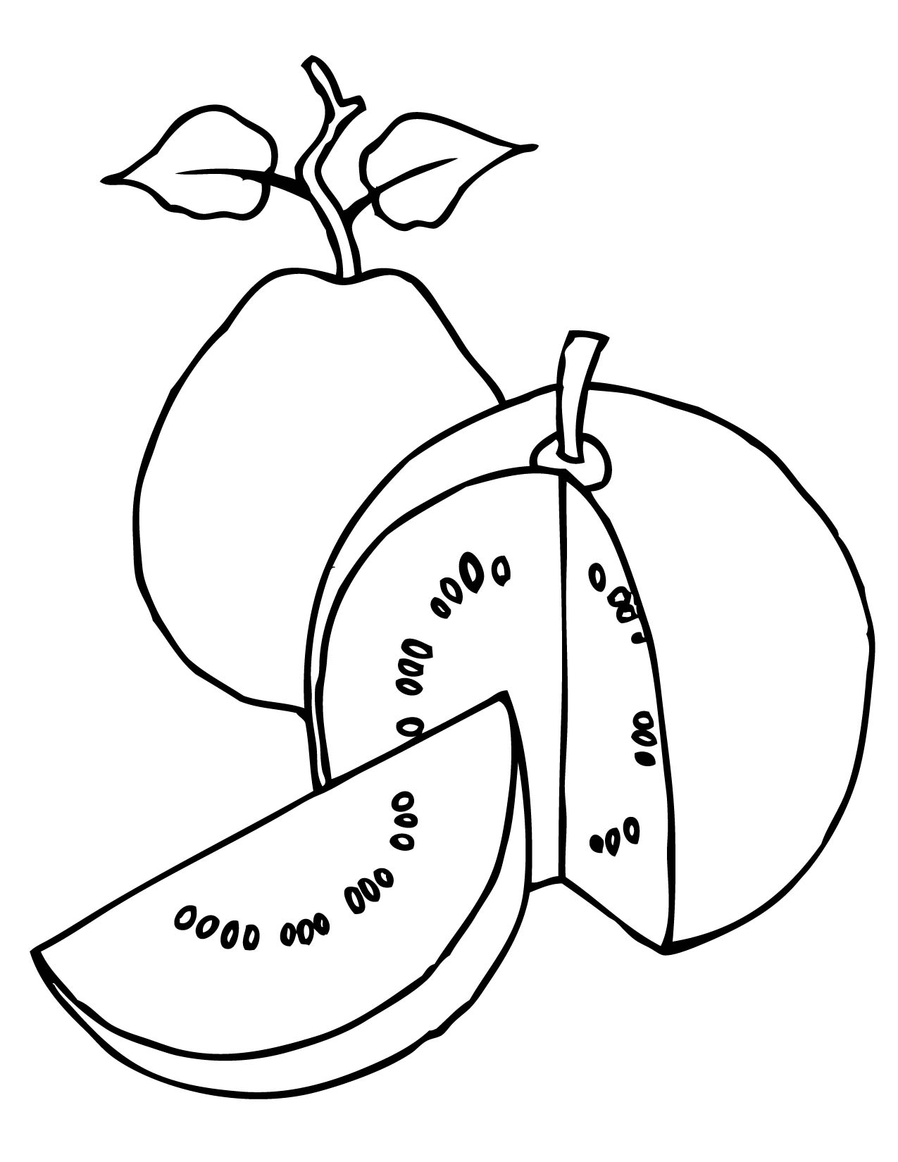 guava coloring pages guava fruits coloring pages for kids printable free coloring pages guava