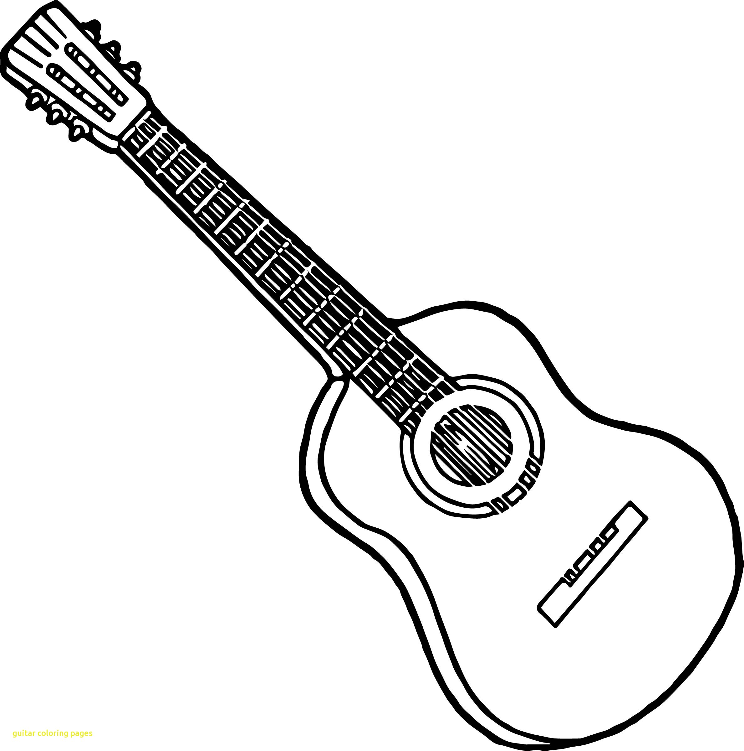 guitar coloring picture guitar coloring pages kidsuki picture guitar coloring