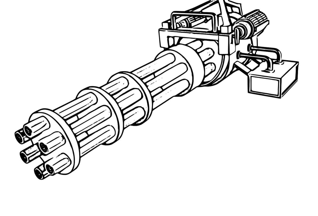 gun pictures to color pistol coloring pages to download and print for free to pictures gun color
