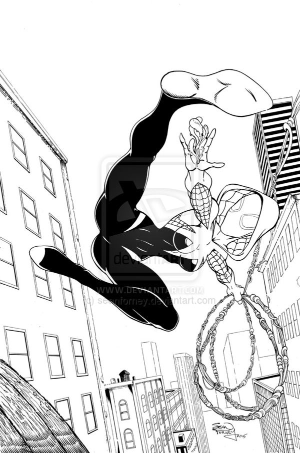 gwen stacy spiderman coloring pages spider gwen coloring pages printable stacy spiderman gwen pages coloring