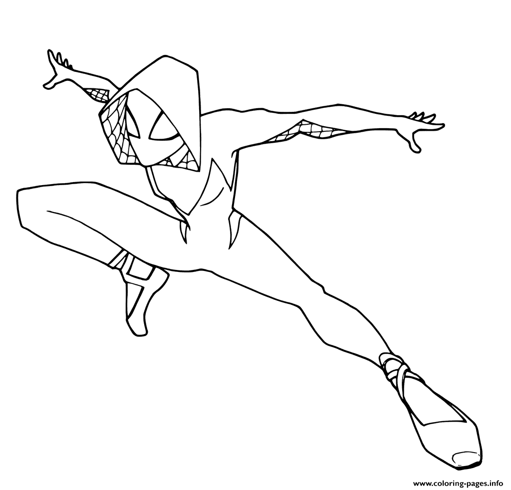 gwen stacy spiderman coloring pages the amazing spider man gwen stacy yumiko fujiwara pages gwen coloring spiderman stacy