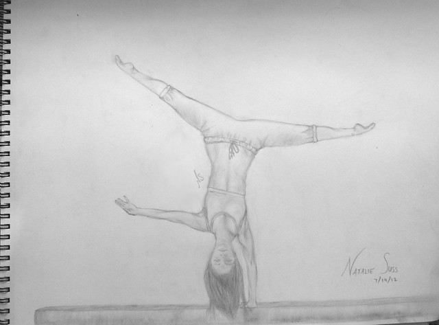 gymnastics sketches gymnastics sketches gymnastics sketches