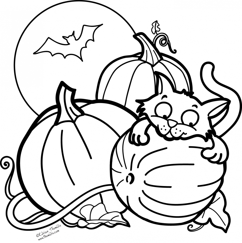 halloween pictures of pumpkins to color free printable pumpkin coloring pages for kids cool2bkids pictures to of halloween color pumpkins