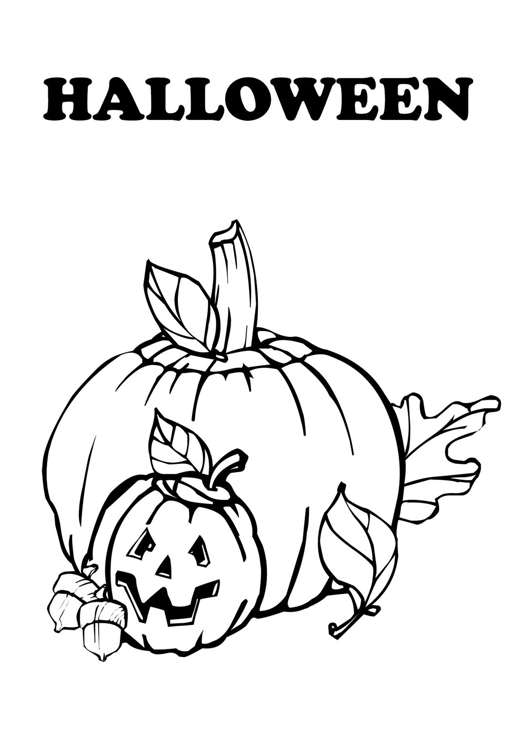 halloween pictures of pumpkins to color halloween coloring pages pumpkins pictures color of to halloween