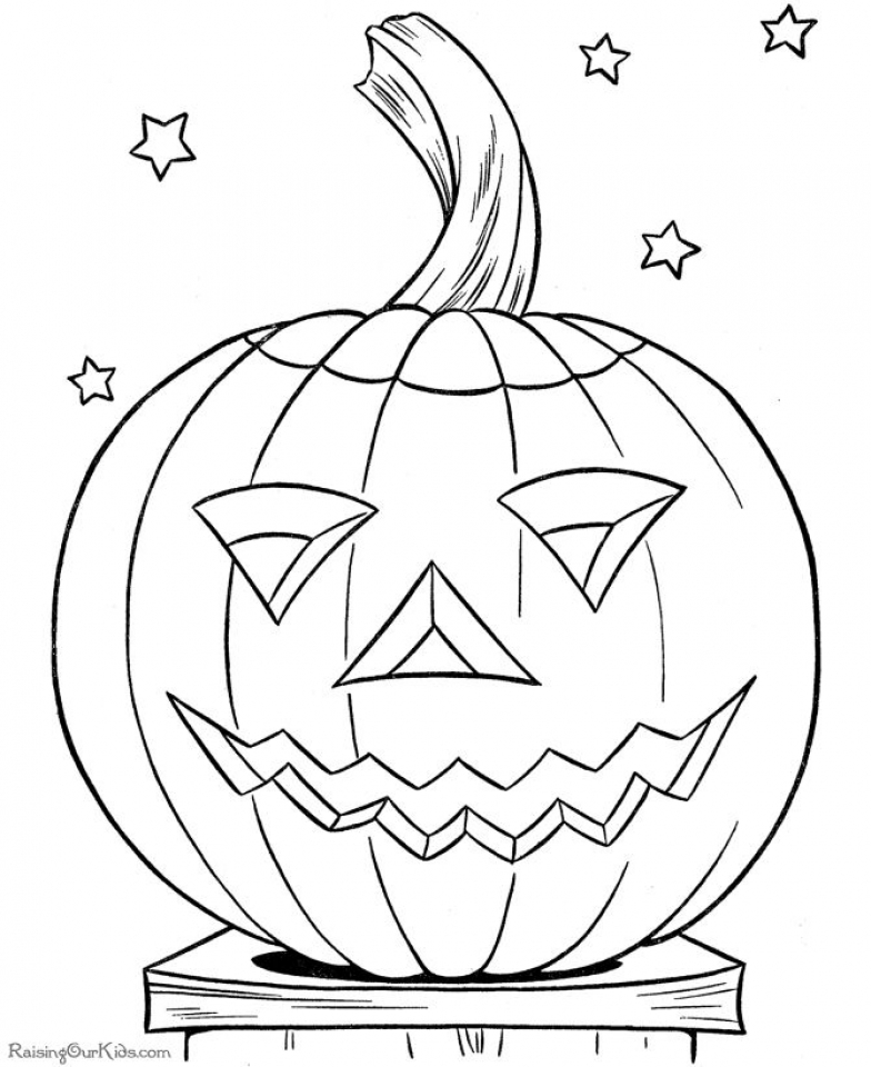 halloween pictures of pumpkins to color pumpkin coloring pages getcoloringpagescom of halloween pictures pumpkins to color