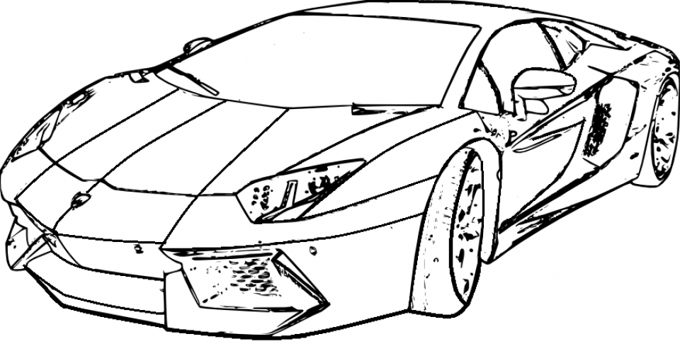 hard car coloring pages get this printable lamborghini coloring pages online 64038 coloring hard pages car
