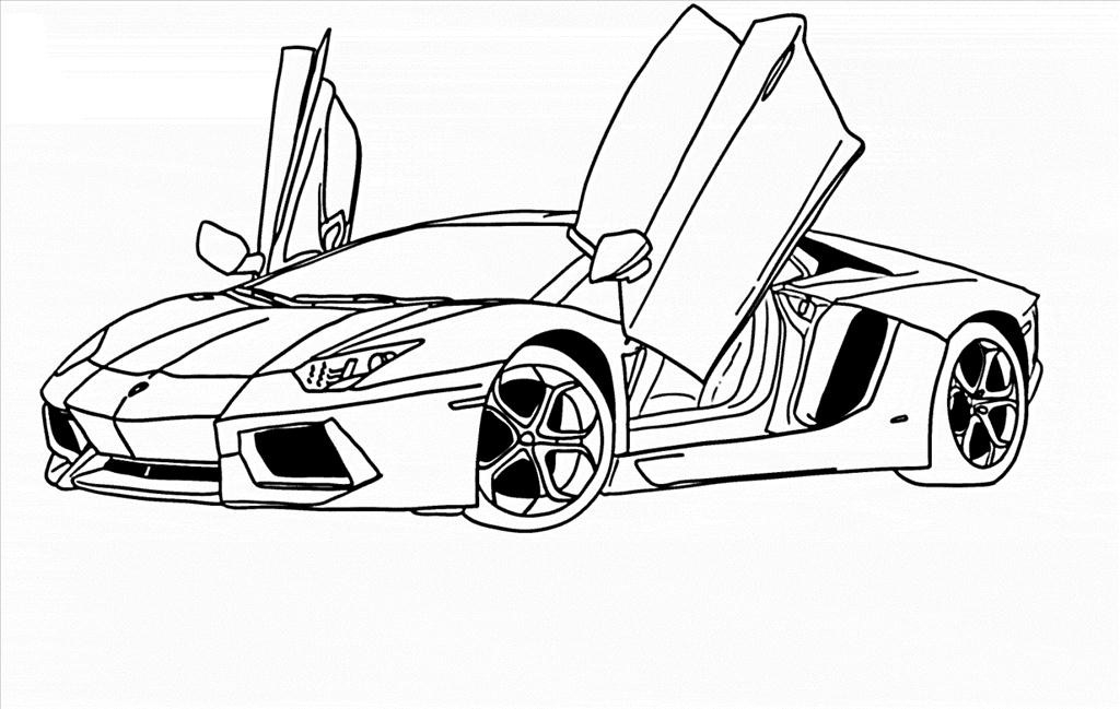 hard car coloring pages lambo coloring pages at getdrawings free download pages car coloring hard