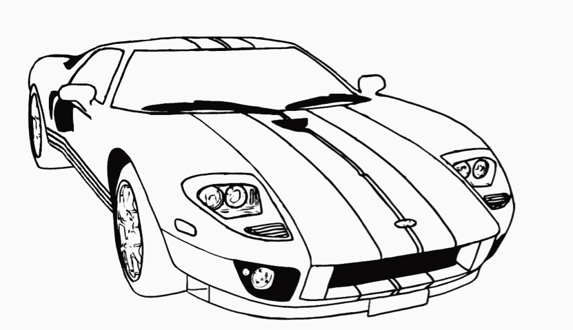 hard car coloring pages printable race car coloring page coloringpagebookcom hard pages car coloring