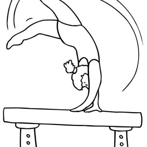 hard gymnastics coloring pages 53 best coloring pages images on pinterest gymnastics pages hard gymnastics coloring
