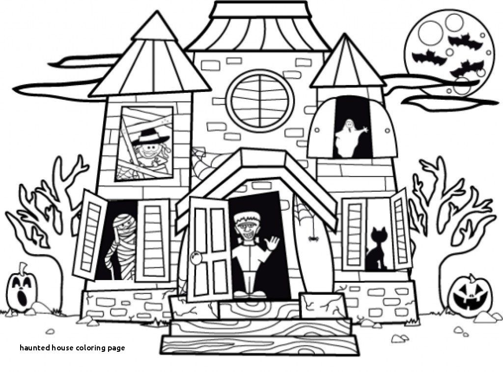 haunted house coloring pages for kids printable haunted house coloring pages for kids cool2bkids coloring for kids pages haunted house