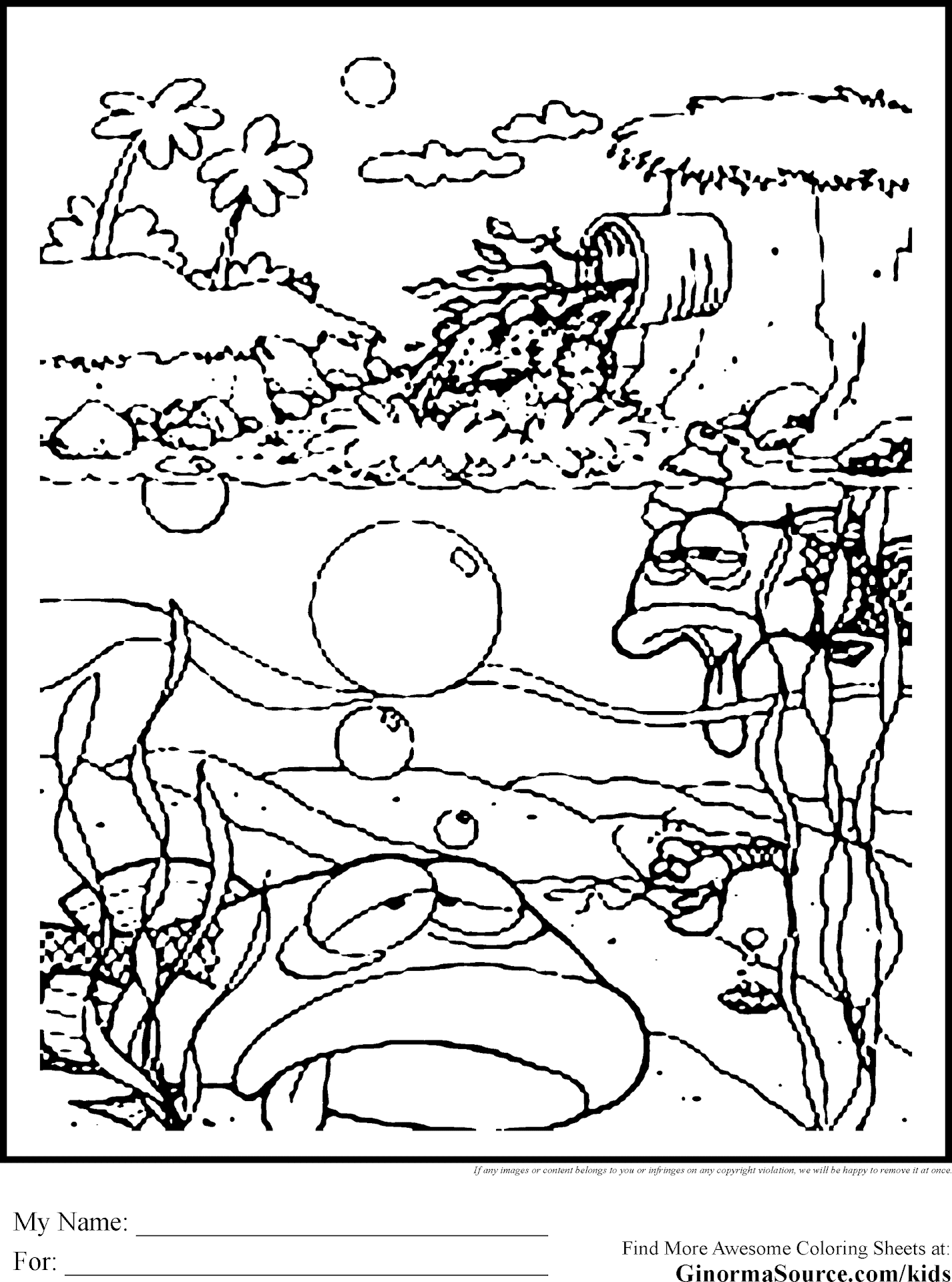 hawaiian pictures to color coloring pages for hawaii beaches coloring home pictures hawaiian color to