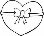 heart with ribbon coloring pages drawings of hearts with ribbons clipartsco with heart pages ribbon coloring