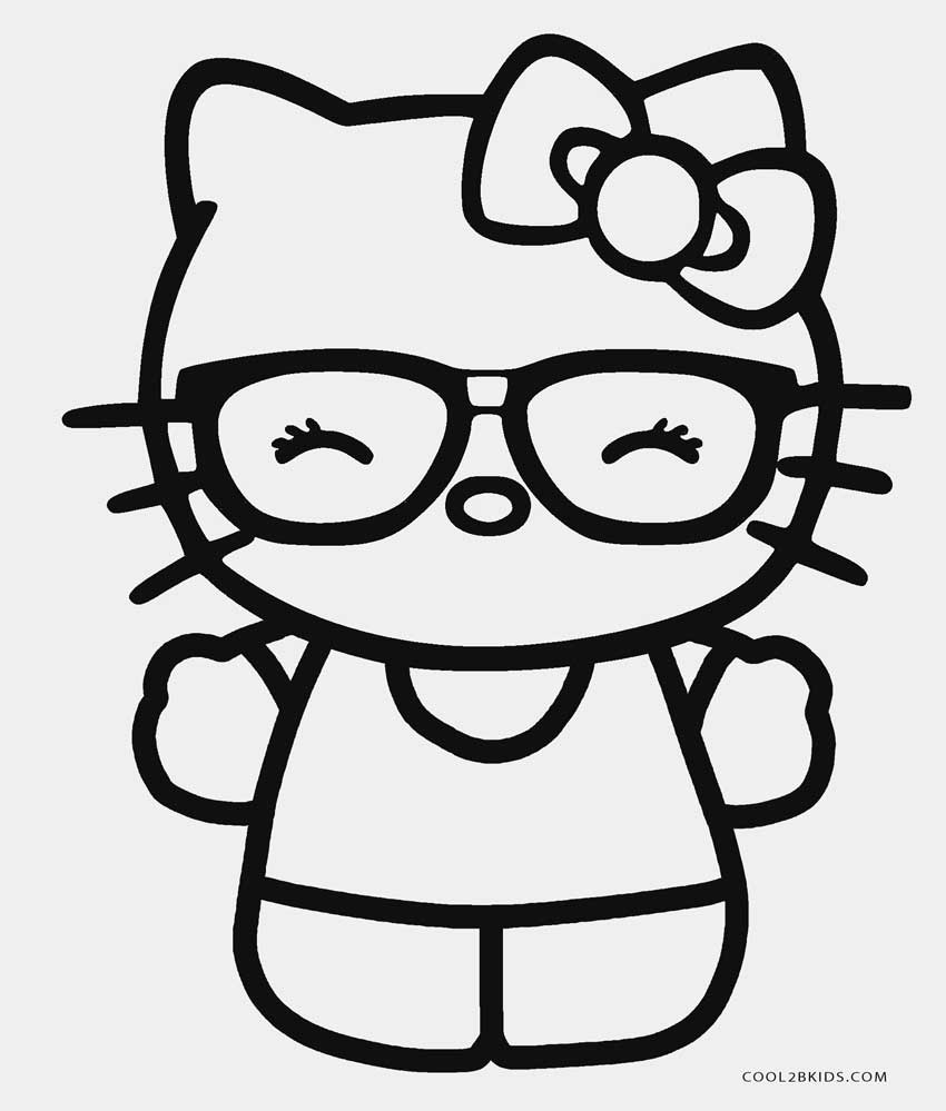 hello kitty coloring pages free printable free printable hello kitty coloring pages for pages kitty coloring hello printable free pages
