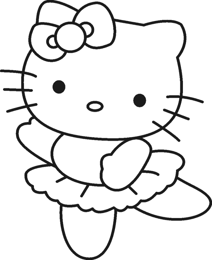 hello kitty outline picture hello kitty line drawing free download on clipartmag picture hello kitty outline 1 1