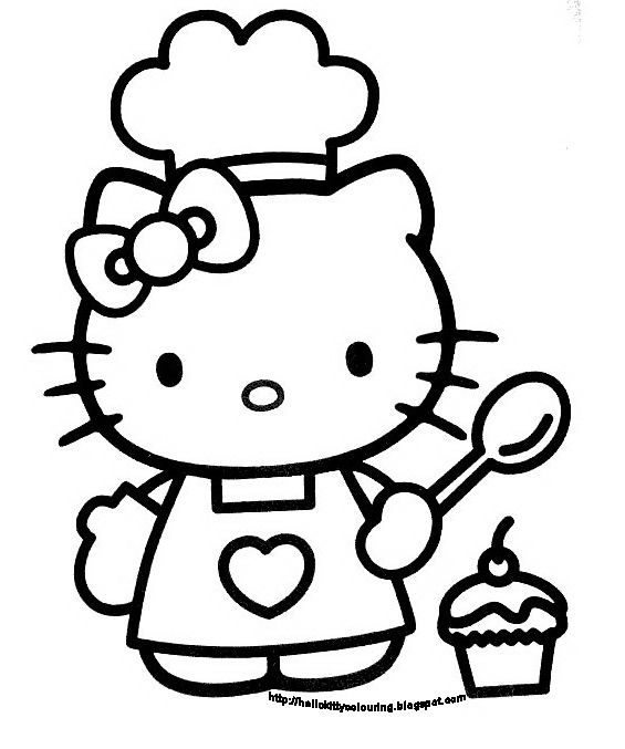 hello kitty outline picture hello kitty outline printables pinterest hello kitty kitty outline hello picture