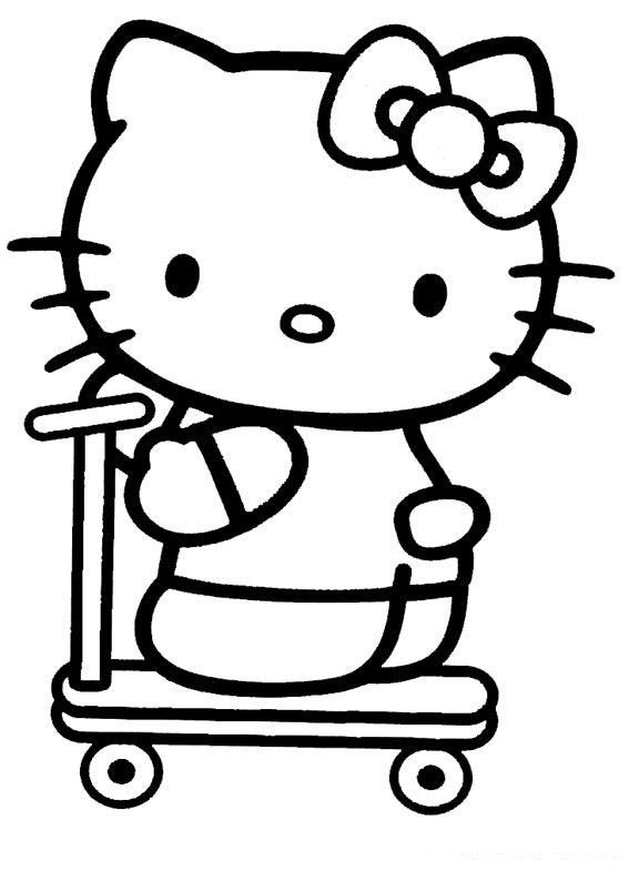 hello kitty pages awesome baby hello kitty coloring pages kitty hello pages