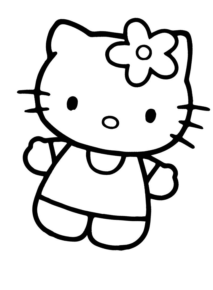hello kitty pages princess coloring pages free download on clipartmag kitty pages hello