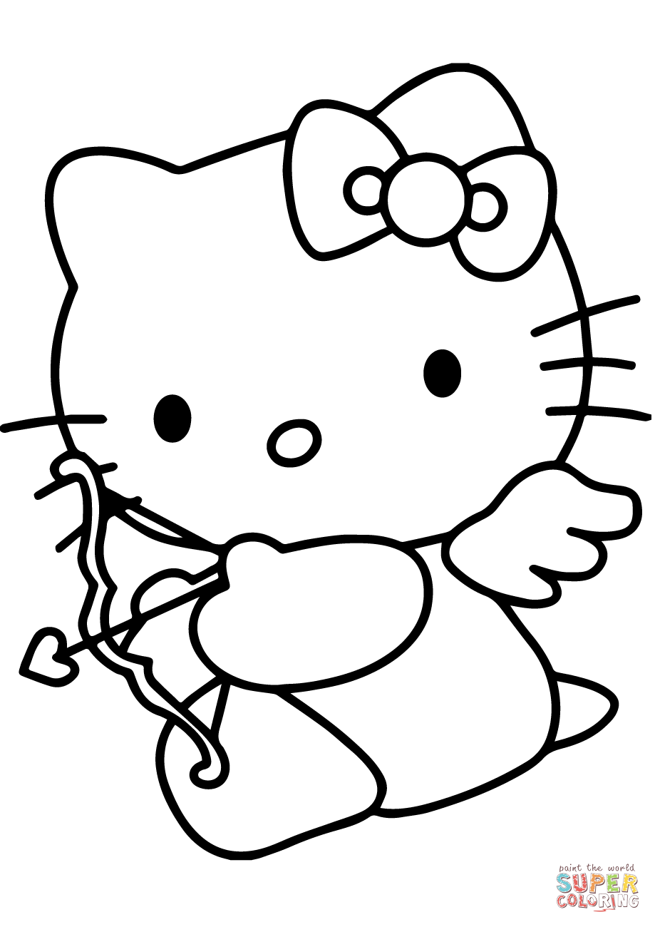 hello kitty valentines day coloring pages name printable hello kitty valentine coloring pages hello kitty coloring valentines day pages