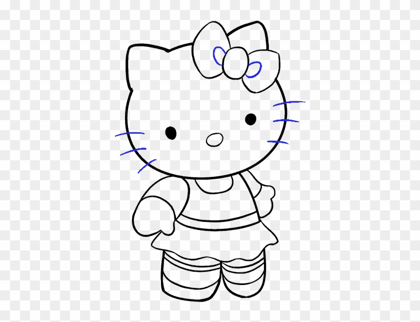 hellokitty drawing png free how to draw hello kitty in a hello kitty drawing hellokitty