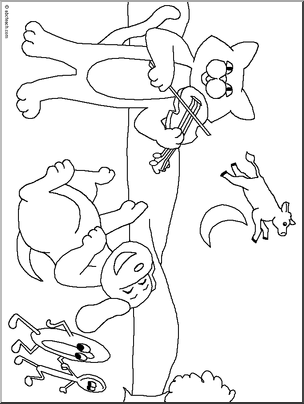 hey diddle diddle coloring page 56 best nursery rhymes theme images on pinterest coloring page diddle diddle hey