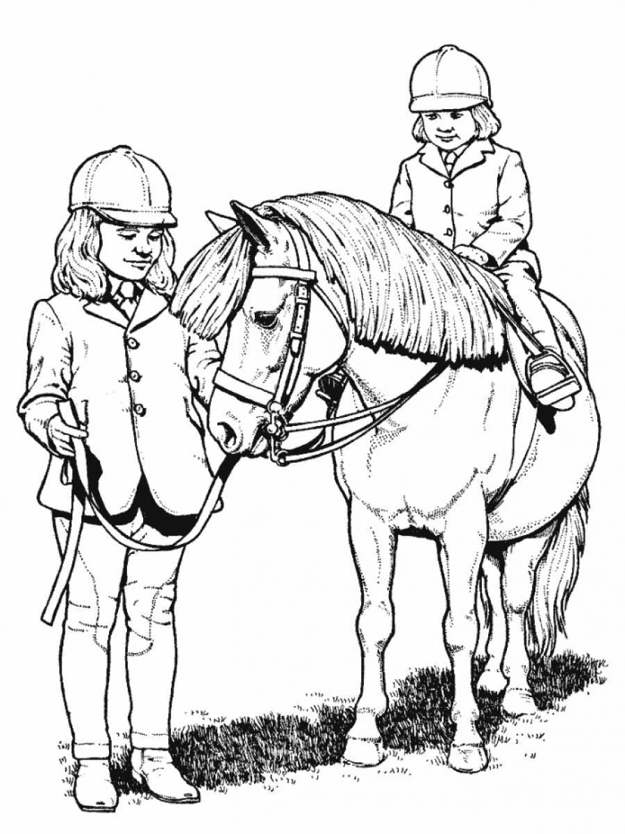 horse coloring pages for girls coloring pages for girls dr odd pages girls horse for coloring