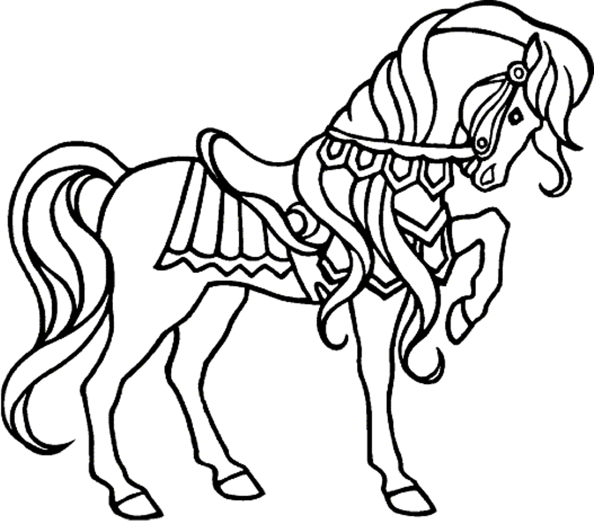 horse coloring pages for girls princess horse coloring pages for girls topcoloringpagesnet coloring horse for pages girls