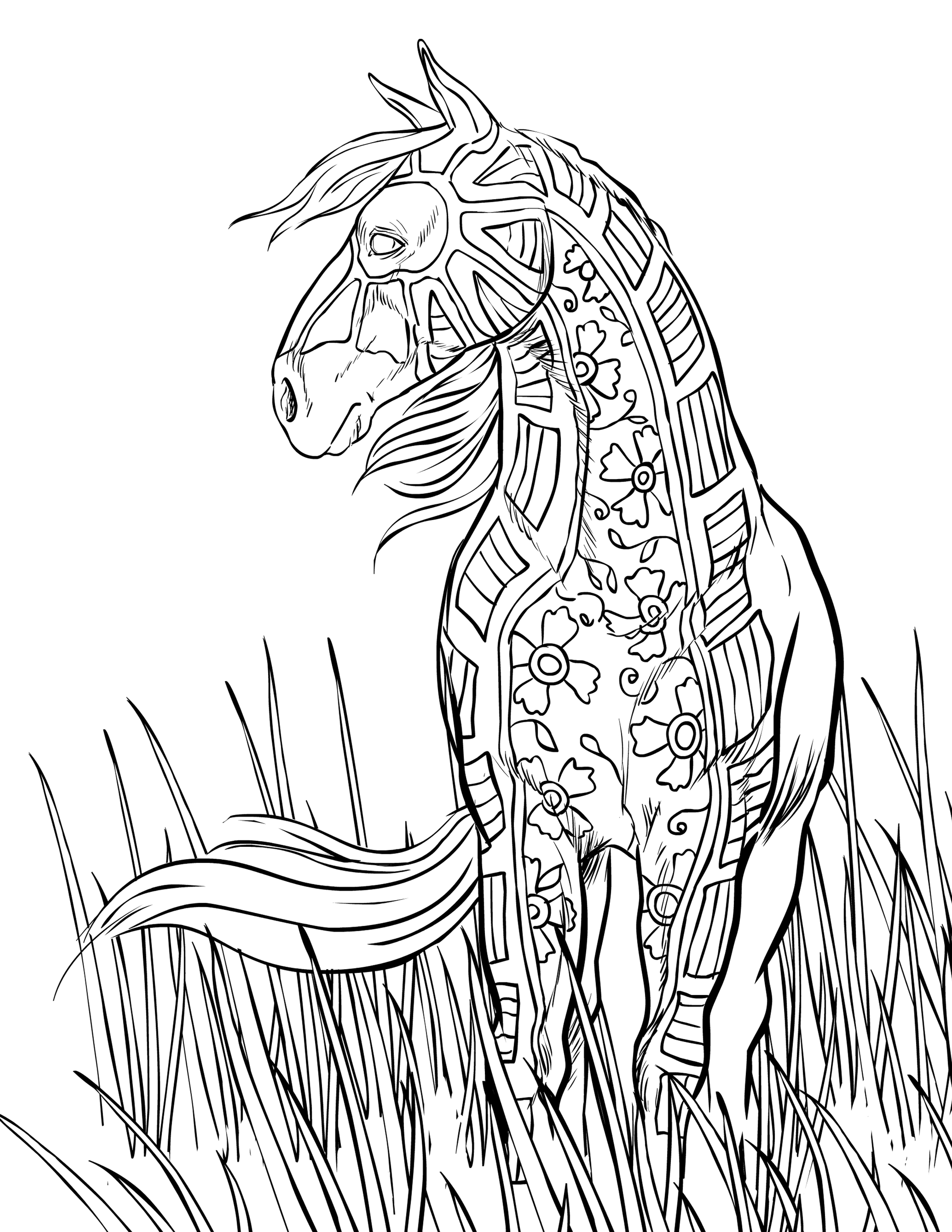 horse printables coloring pages fun horse coloring pages for your kids printable pages horse coloring printables 1 1