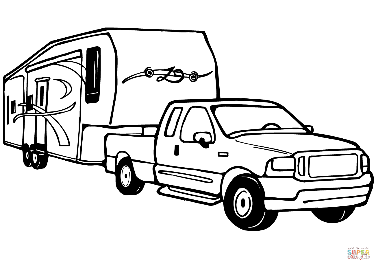 horse trailer coloring pages horse trailer and truck coloring pages coloring pages coloring horse pages trailer