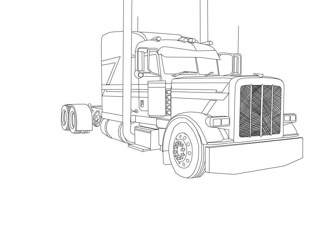horse trailer coloring pages livestock trailer pages coloring pages coloring horse trailer pages