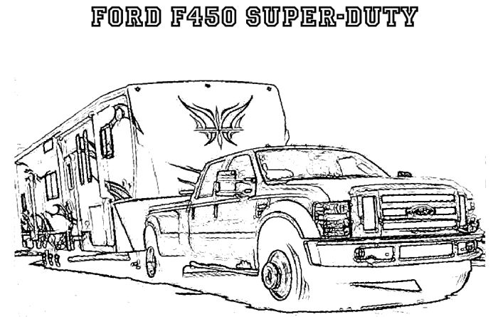 horse trailer coloring pages pickup with trailer car coloring page coloring pages pages horse coloring trailer