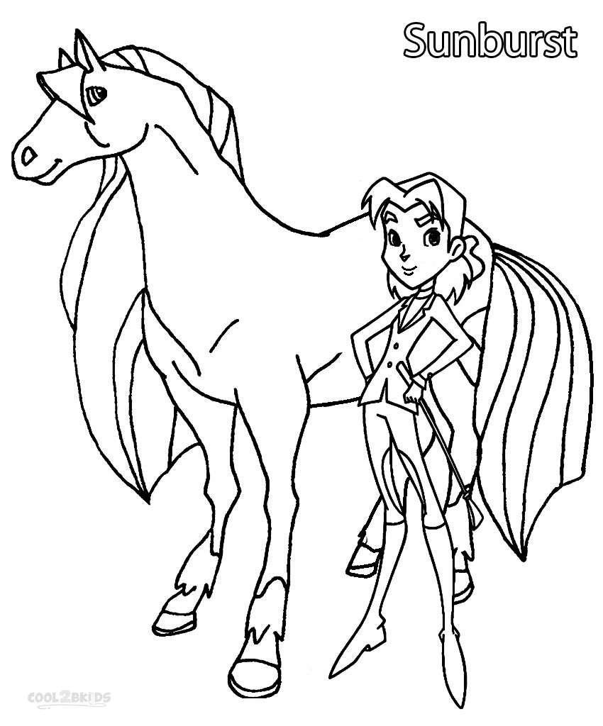 horseland coloring pages free printable horseland coloring pages for kids coloring pages horseland