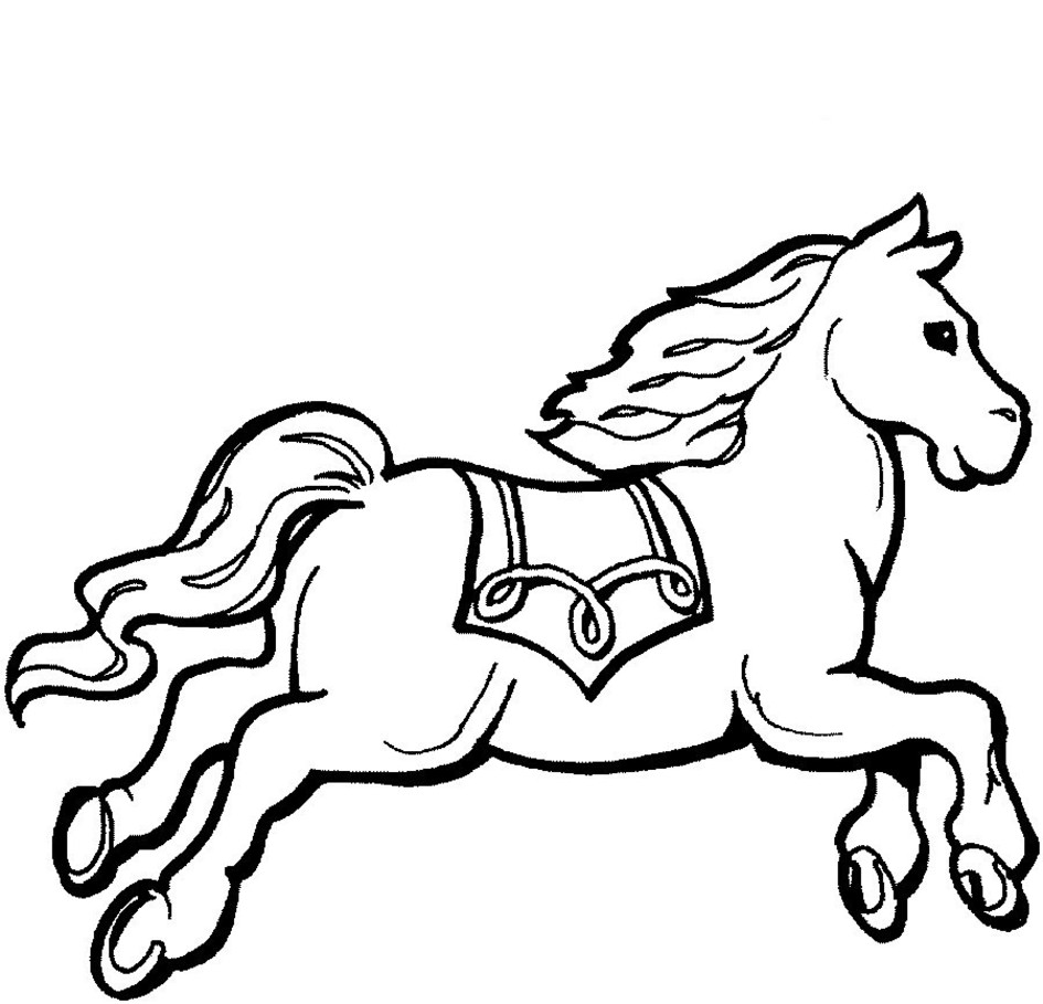 horses to print and color realistic horse coloring pages to download and print for free color to horses and print