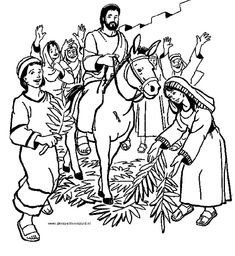 hosanna coloring page palm sunday coloring page girl waving palm branch saying page hosanna coloring