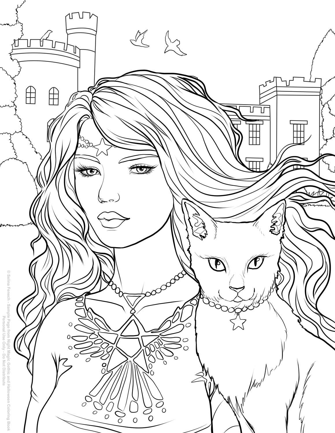 hot girl coloring pages hot anime girls coloring pages for adults with images coloring girl hot pages