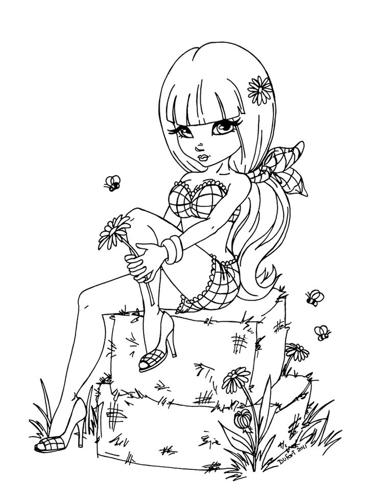 hot girl coloring pages sexy pin up girl coloring pages adult sketch coloring page pages coloring girl hot