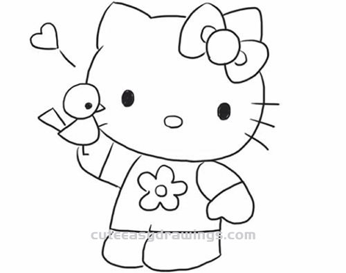 how do you draw hello kitty hk outline graphic design and photos pinterest hello how do kitty hello draw you