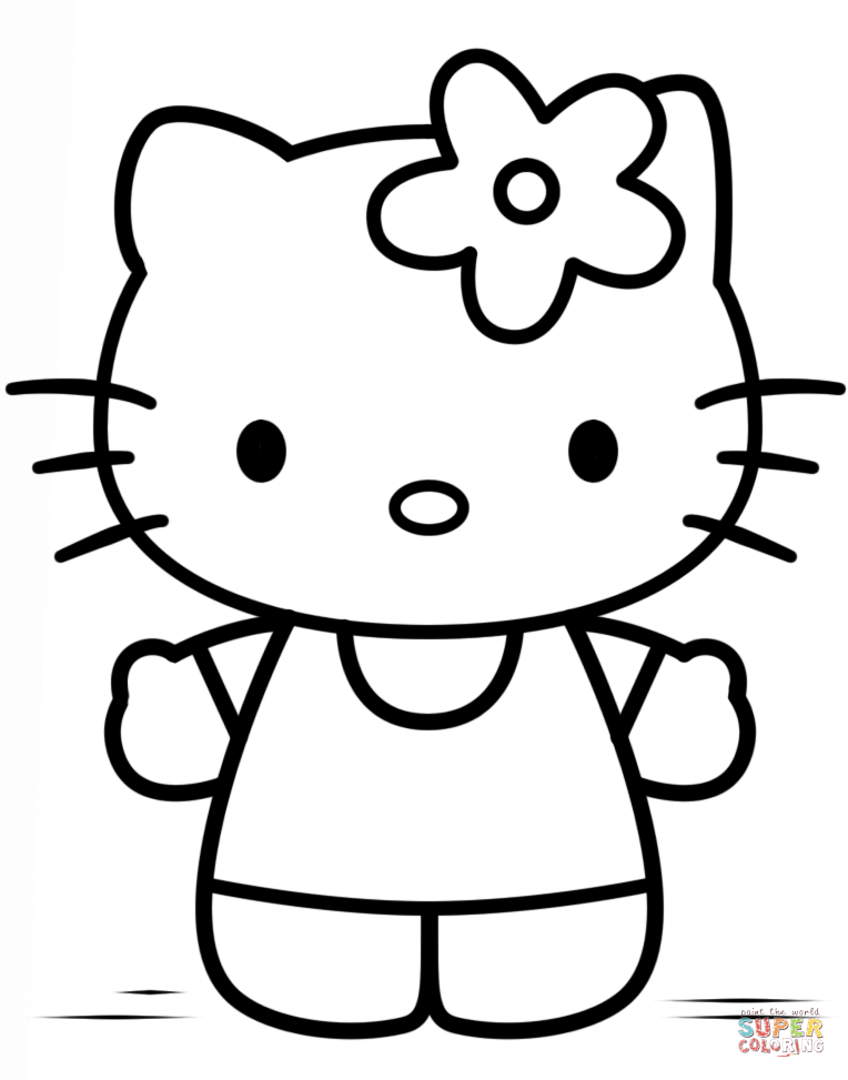 how do you draw hello kitty how to draw hello kitty step by step for beginners you how kitty do draw hello