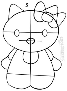 how do you draw hello kitty how to draw hello kitty step by step pictures cool2bkids how do you draw hello kitty