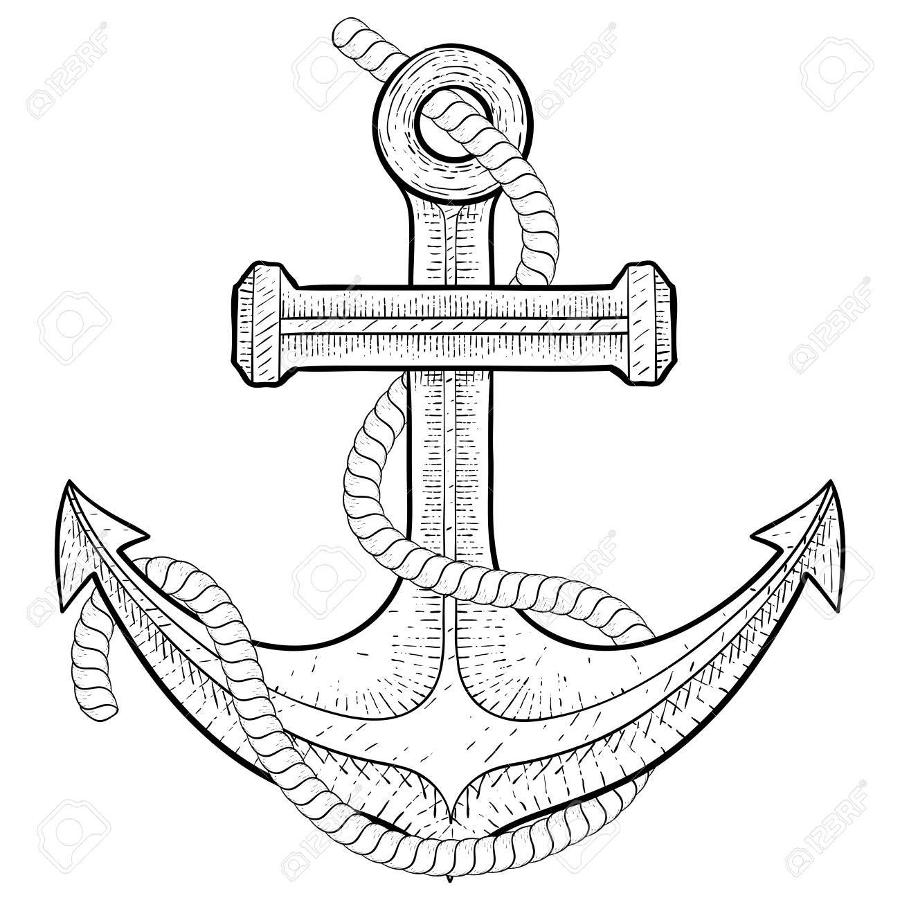 how to draw a anchor anchor tattoo drawing lesson step by step tattoos pop how anchor to a draw