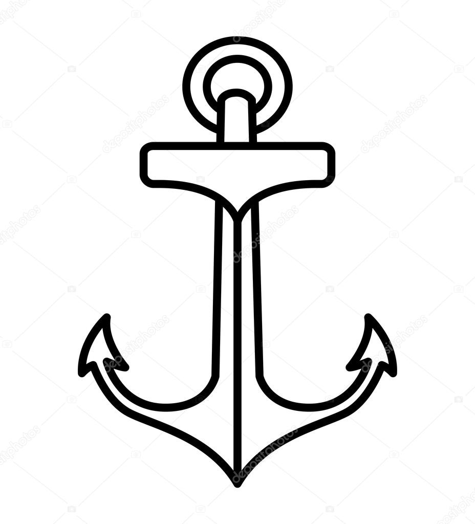 how to draw a anchor learn how to draw a boat anchor boats and ships step by anchor to a draw how
